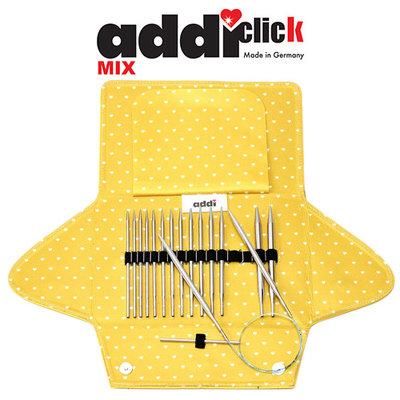 Addi Addi Click Mixed Tip Set