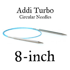 "Addi Addi Turbo 8"" Circular Needles"