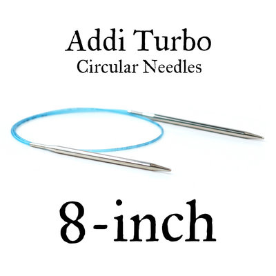 """Addi Addi Turbo 8"""" Circular Needles"""