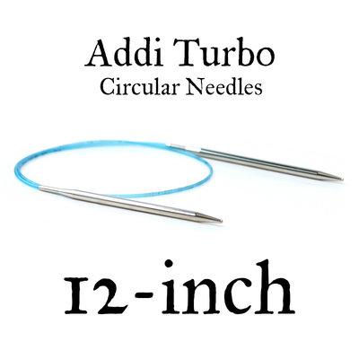 """Addi Addi Turbo 12"""" Circular Needles"""