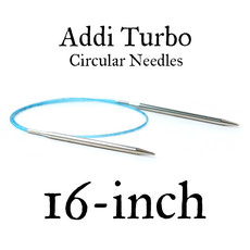"Addi Addi Turbo 16"" Circular Needles"