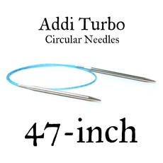 "Addi Addi Turbo 47"" Circular Needles"