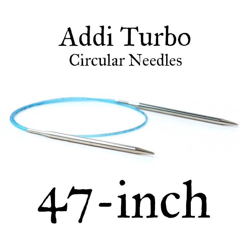 """Addi Addi Turbo 47"""" Circular Needles"""