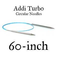 "Addi Addi Turbo 60"" Circular Needles"