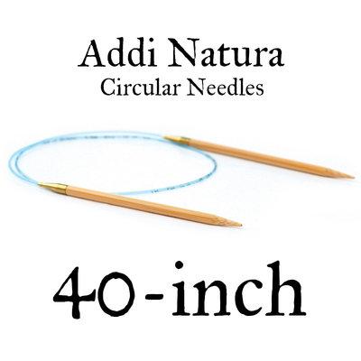 """Addi Addi Natura 40"""" Circular Needles"""