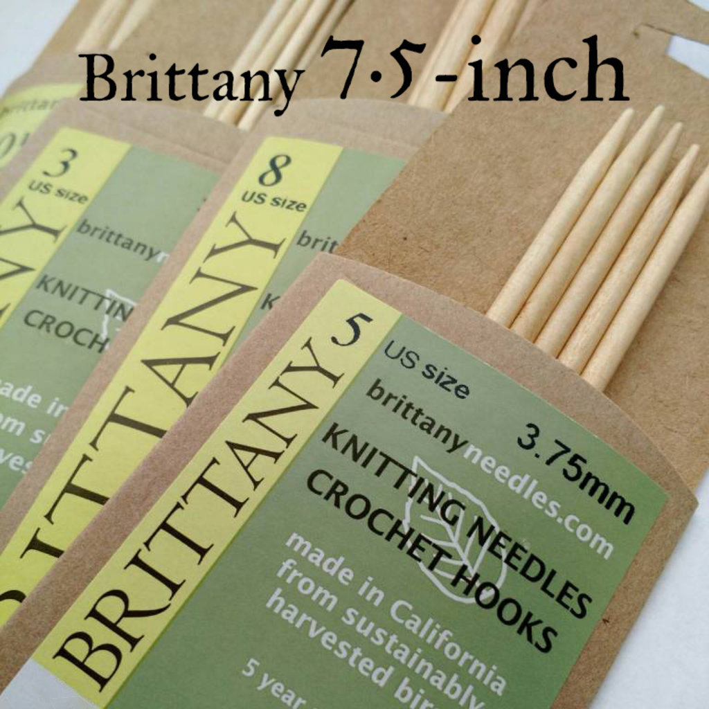 "Brittany Brittany 7.5"" DPN"