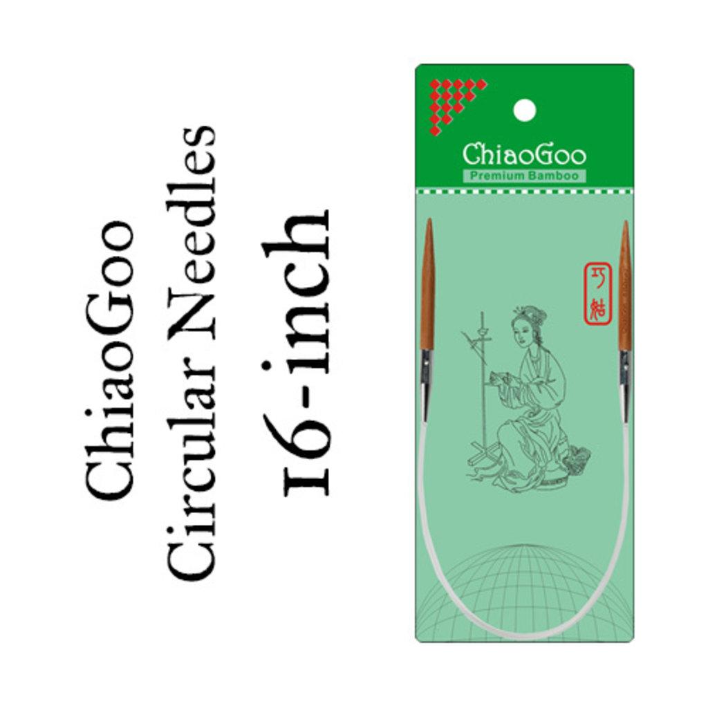 "ChiaoGoo 16"" Circular"