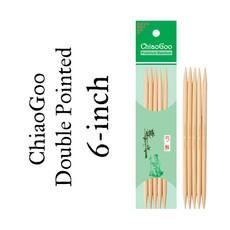 "ChiaoGoo 6"" DPN"