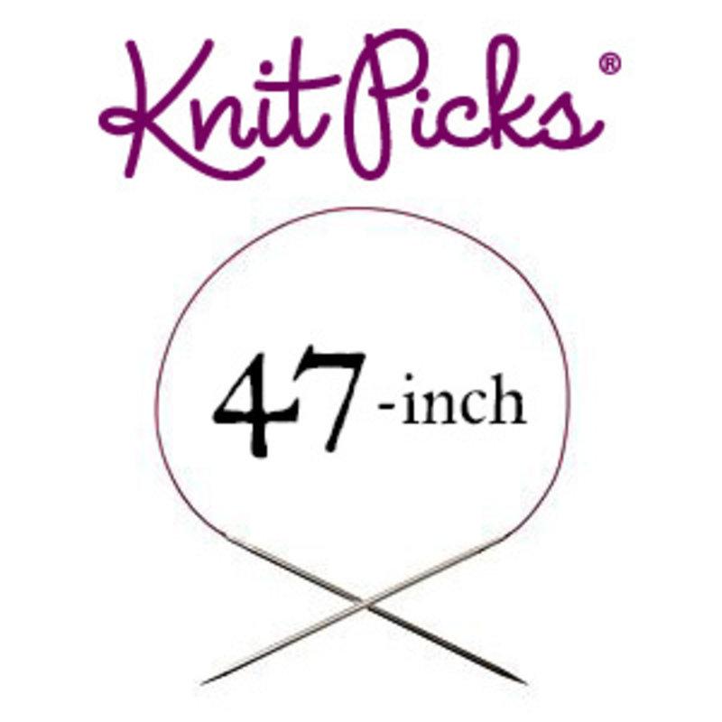 """Knitpicks Knitpicks 47"""" Circular Needles"""