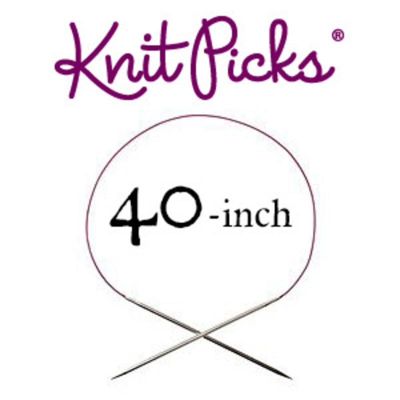 """Knitpicks Knitpicks 40"""" Circular Needles"""