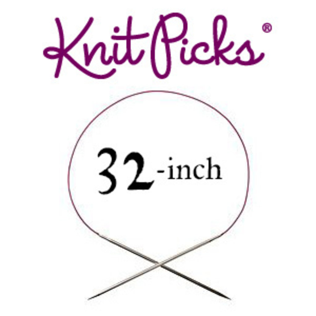 "Knitpicks Knitpicks 32"" Circular Needles"