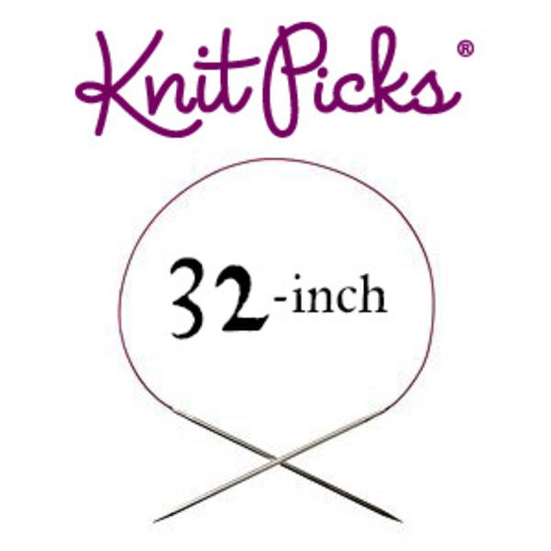 """Knitpicks Knitpicks 32"""" Circular Needles"""