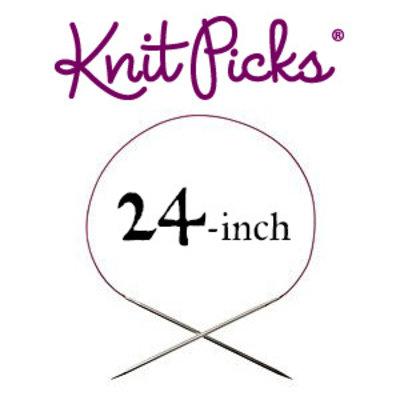 """Knitpicks Knitpicks 24"""" Circular Needles"""