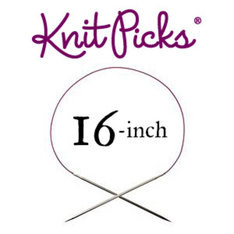 """Knitpicks Knitpicks 16"""" Circular Needles"""