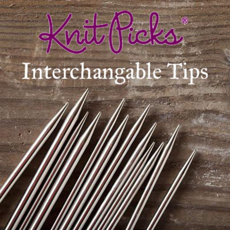 """Knitpicks Knitpicks 5"""" Option Tips"""