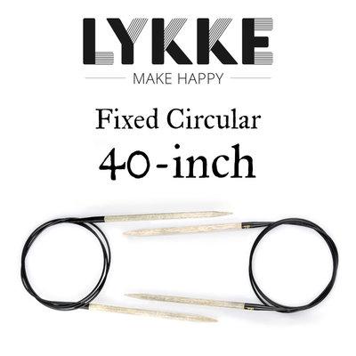 "Lykke Lykke 40"" Fixed Circular"