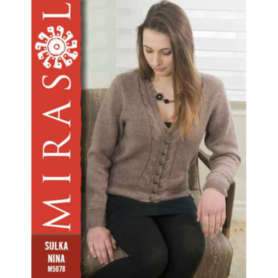 Mirasol Cabled Neck Sweater
