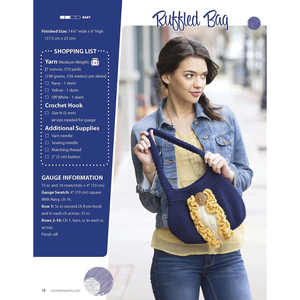 Crochet Bags Easy Essentials