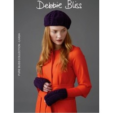 Debbie Bliss Esther Hat & Mittens | PB010