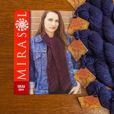 Mirasol Kit #4 Sulka Scarf | M5114