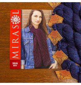 Mirasol Kit #4 Sulka Scarf   M5114