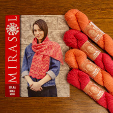 Mirasol Kit #8  Sulka Nina Scarf | M5118