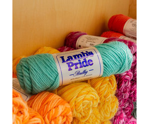 Brown Sheep wool mohair yarn White Frost :Lamb/'s Pride Bulky #11: