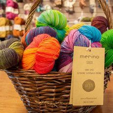 Urth Yarns Merino Sock by Urth Yarns