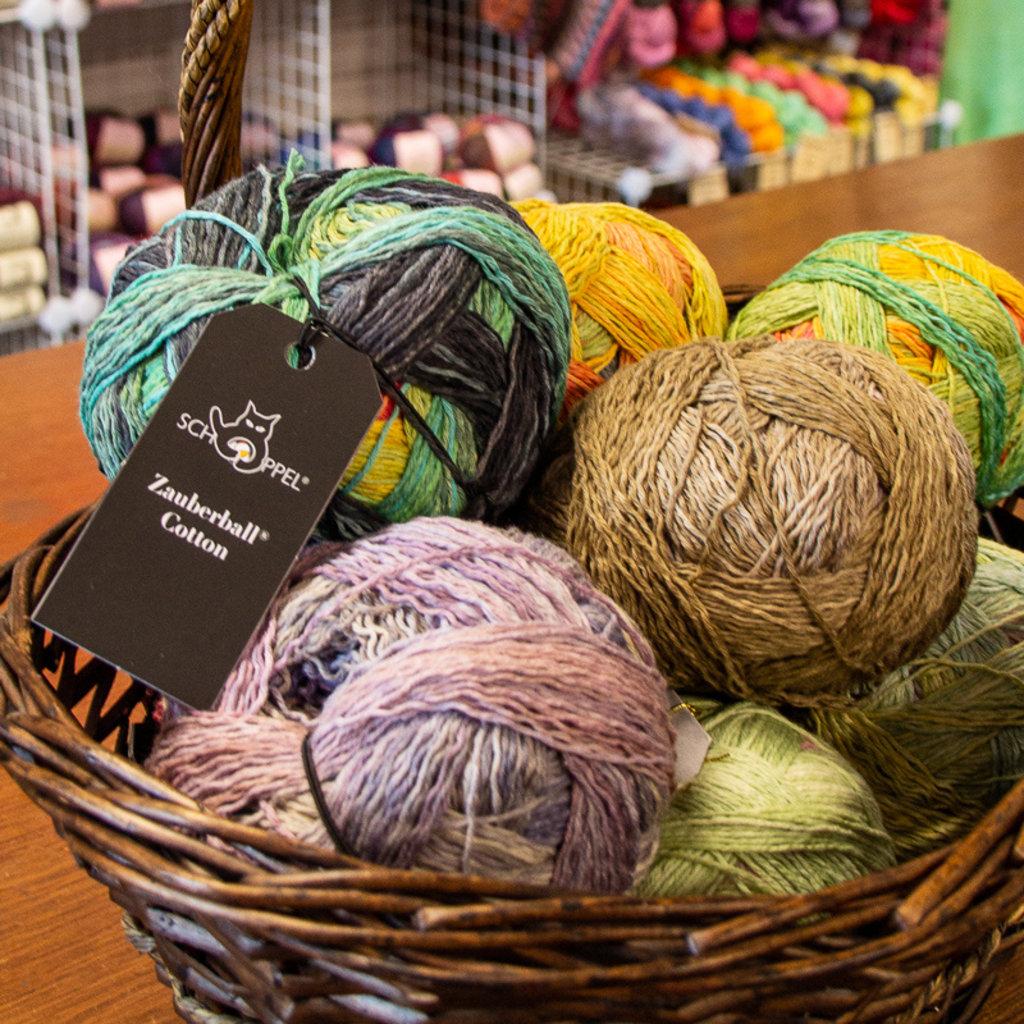 Zauberball Cotton by Schoppel