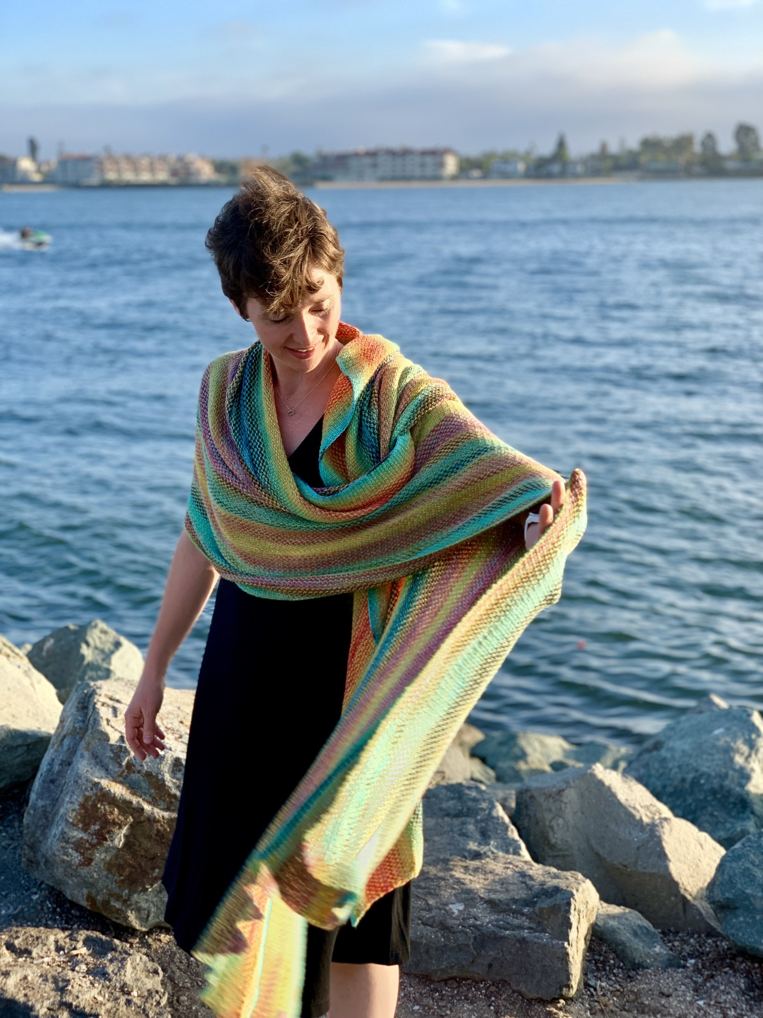 Crazy Cotton Beach Wrap