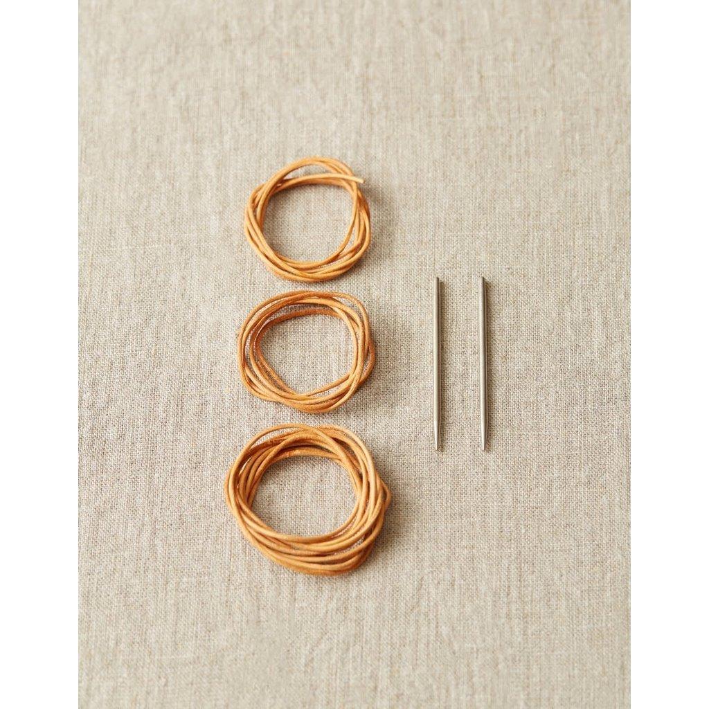 Cocoknits Leather Cord & Needle Stitch Holder Kit