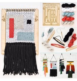 Black Sheep Goods DIY Tapestry Weaving Kit