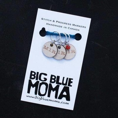 Big Blue Moma M1R Markers