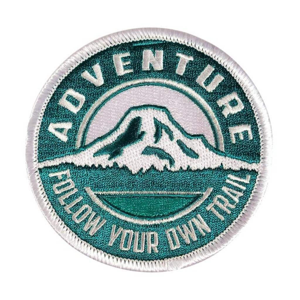Patches and Pins Adventure Patch