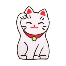 Patches and Pins Japanese Lucky Cat Patch