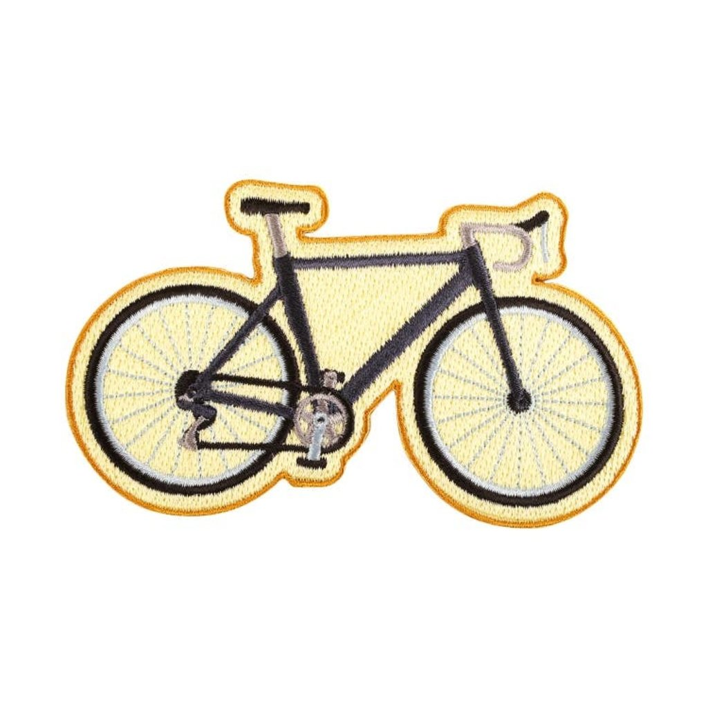 Patches and Pins Bicycle Patch