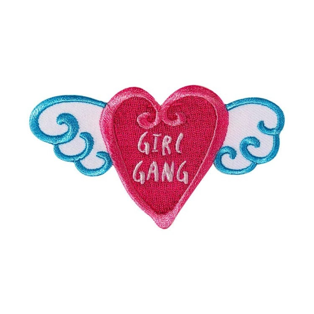 Patches and Pins Girl Gang Patch
