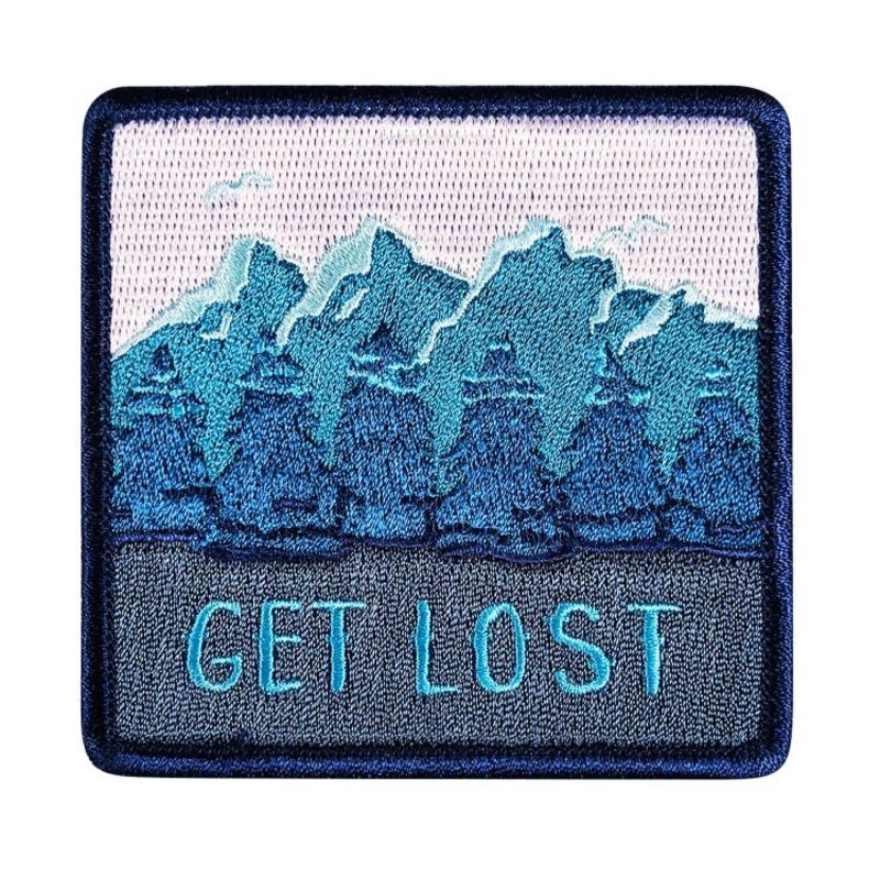 Patches and Pins Get Lost Patch