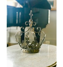 GOLD FILIGREE CROWN