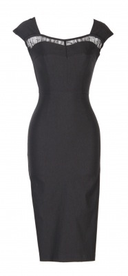 STOP STARING!- NIGHT LIFE FITTED DRESS