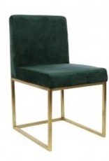 Bridge Home Hampstead Dining Chair-Emerald