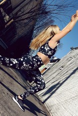 Floral Fitness Leggins