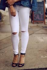Skinny Denim Pants