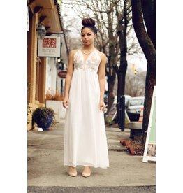 SASHA EMBROIDERED DRESS
