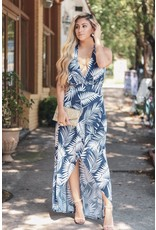 VENECHIA HIGH LOW DRESS