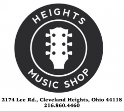Heights Music Shop