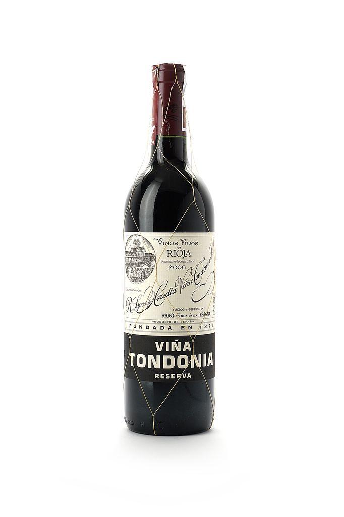 Lopez de Heredia Vina Tondonia Rioja Reserva 2006
