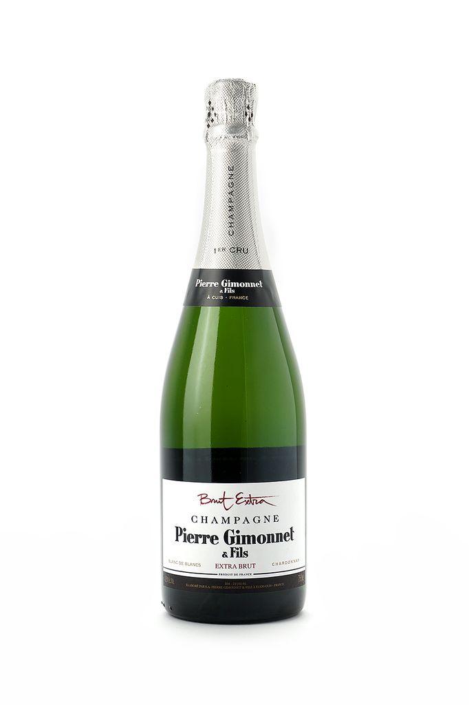 Gimonnet et Fils, Champagne 1er Cru Brut Extra Blanc de Blancs NV 750ml