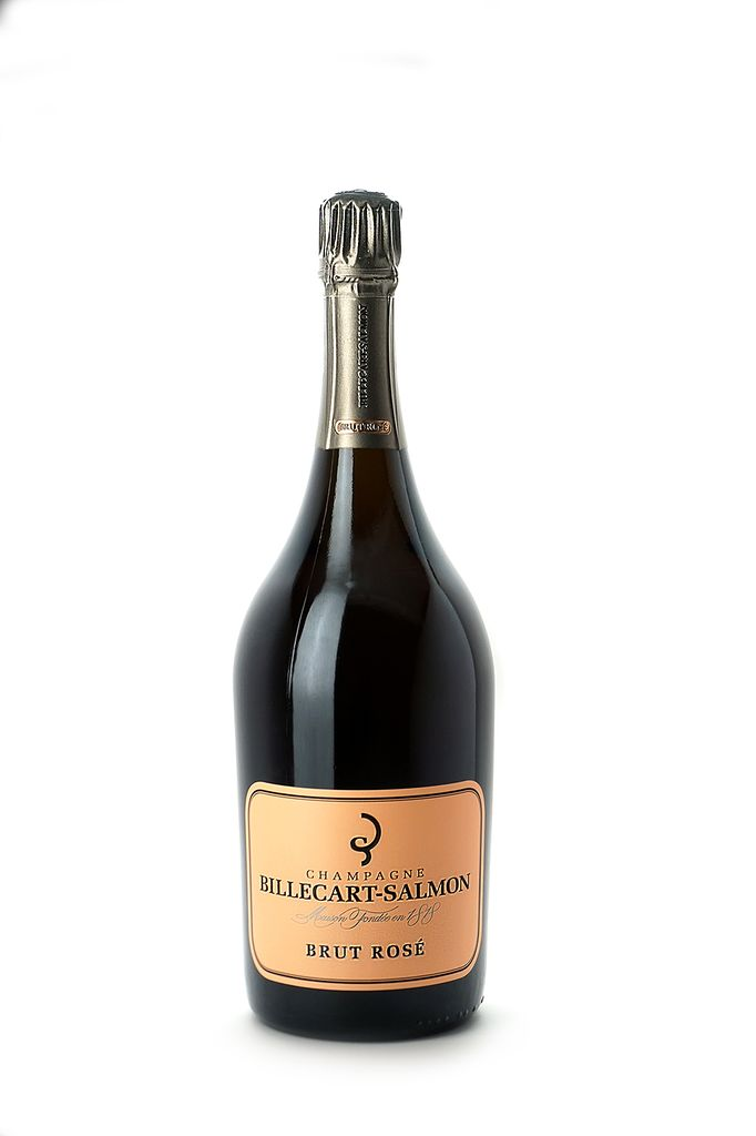Billecart-Salmon Brut Rose NV 3L in Wooden Box