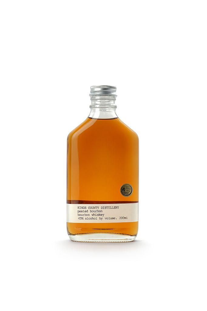 Kings County Distillery Peated Bourbon 200ml